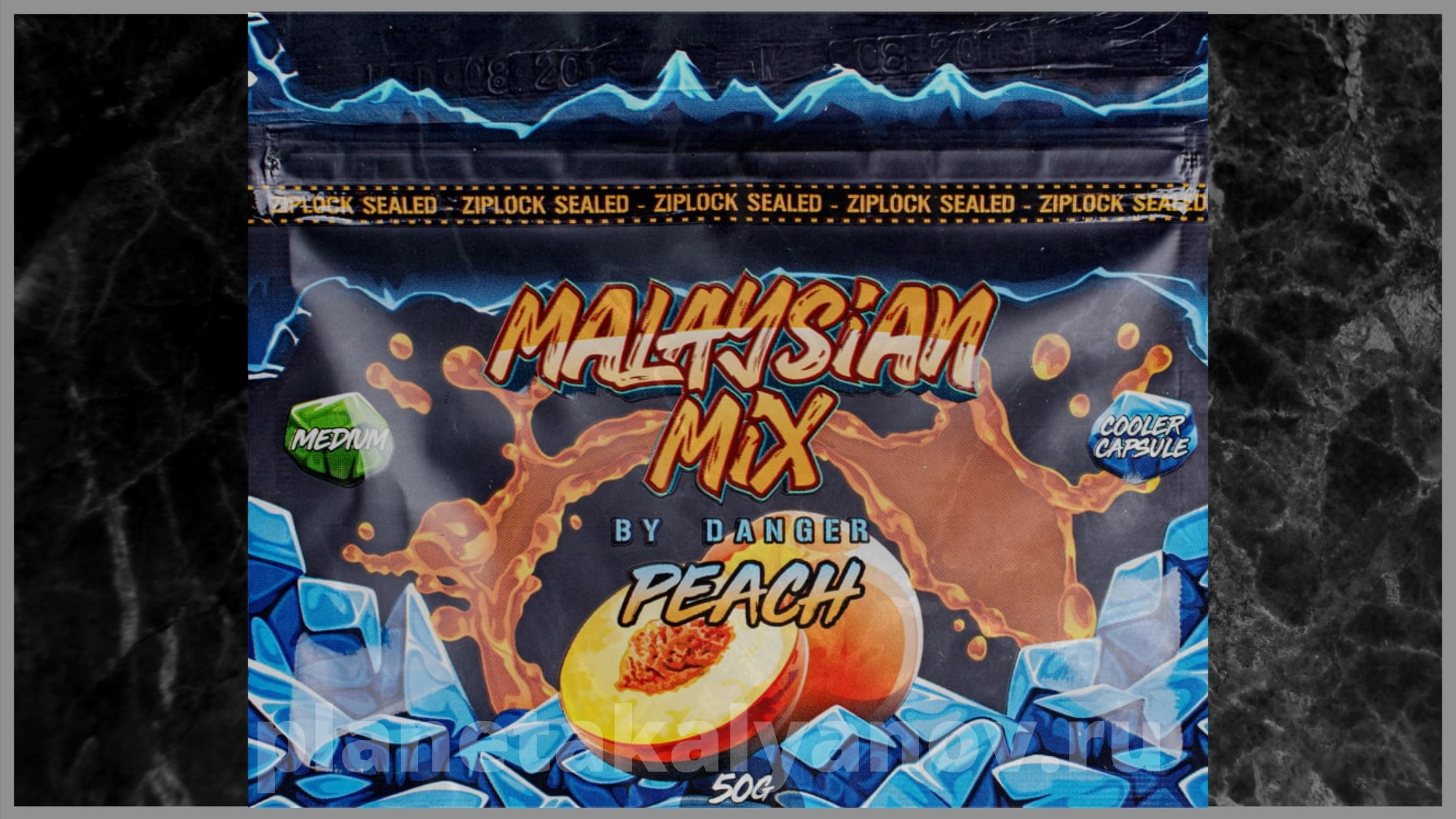 Malaysian Mix by Danger Peach